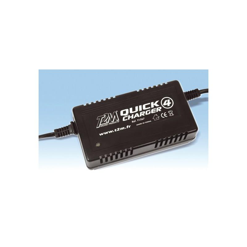Électronique T2M CHARGEUR T2M RC RAPIDE SECTEUR