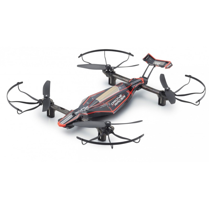 DRONE RACER ZEPHYR FORCE BLACK READYSET