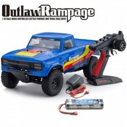 KYOSHO OUTLAW RAMPAGE 1/10 RTR