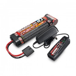 CHARGEUR+BATTERIE TRAXXAS