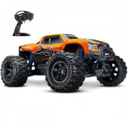 XMAXX 8S 4X4 TRAXXAS ORANGE BRUSHLESS