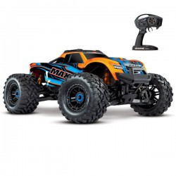 MAXX TAXXAS 4X4 ORANGE